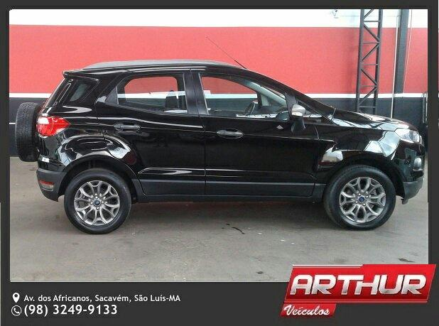 Ford Ecosport ( Freestyle ) 1.6 Arthur Veiculos -2015 - Foto 3