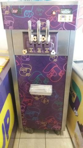 Aluguel de maquinas de sorvete expresso 450,00