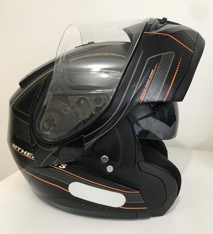 Capacete MT - Helmets - articulado - Foto 3