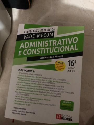 Vade Mecum - Administrativo e Constitucional
