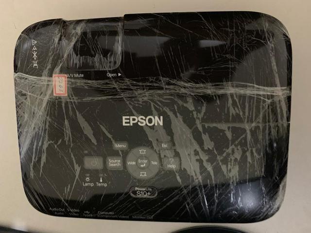 Projetor Epson - data show