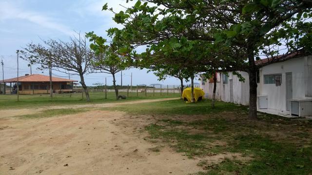 Flat praia do Ervino - Foto 9