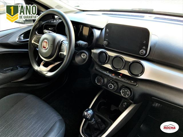 Fiat Argo Drive Com Multimidia - Ipva 2020 Pago - Top! Leia o Anuncio! - Foto 6