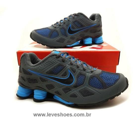 Tênis Nike Shox Turbo Masculino - Foto 5