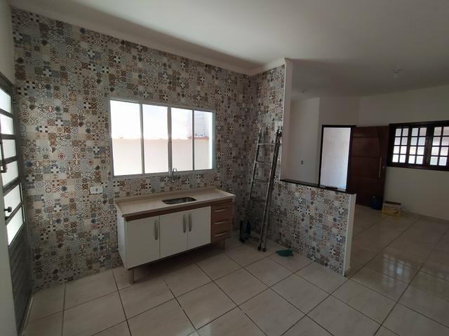 Linda casa no residencial Armando Moreira Righi - Foto 3