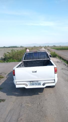 Vendo S10 1996 cabine extendida gasolina 2.2 - Foto 16