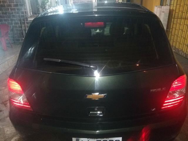 GM - Chevrolet AGILE LTZ C/GNV - Foto 3