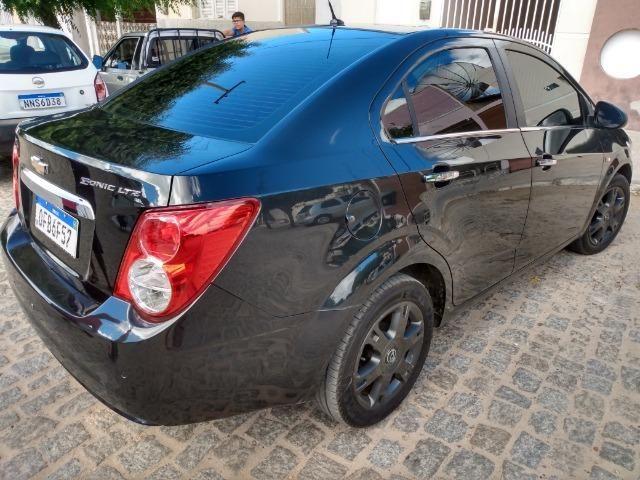 Chevrolet Sonic LTZ automático extra - Foto 6