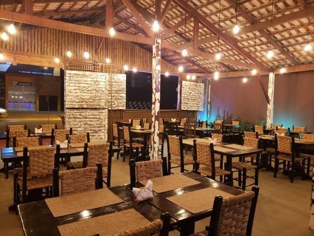 Vendo restaurante Luis Eduardo Magalhães Bahia Luis - Foto 5