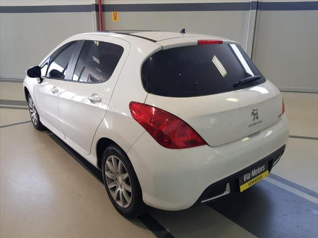 PEUGEOT 308 1.6 ACTIVE 16V FLEX 4P MANUAL - Foto 4