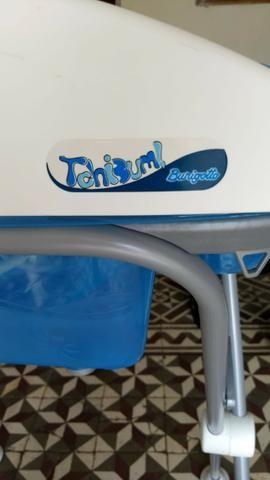 Trocador e banheira azul - Foto 4