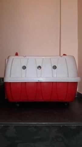 Caixa de Transporte para cães e gatos N. 3 Clicknew - Até 15 Kg - Foto 4