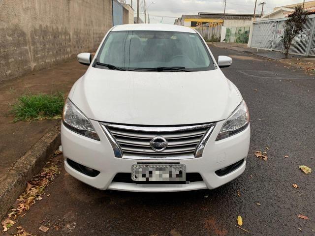 Nissan sentra 2013/2014 sv flex automático