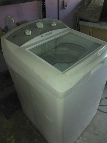 Vendo esta maquina de lavar. 13 kilos . preciso paga conta - Foto 2