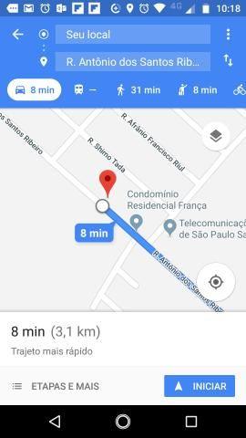 TERRENO SÃO RAFAEL 260m2 (10x26)