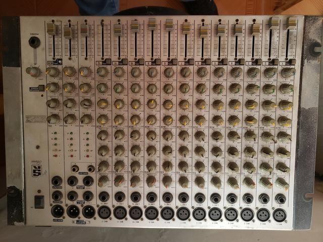 Mesa de som - Foto 2