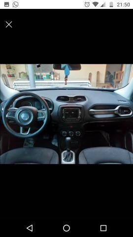 Jeep Renegade Sporting automático flex 1.6 troca em picape Strada - Foto 5
