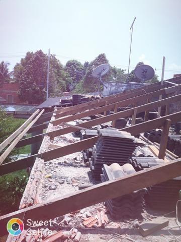 Sou pedreiro e carpinteiro - Foto 4