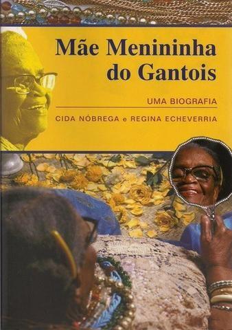 Livro Mãe Menininha do Gantois - Livro Raro!