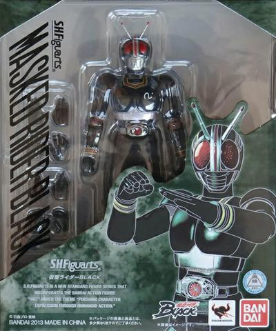 Kamen Rider Black e RX - Shfiguarts