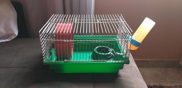 Gaiola para Hamster simples
