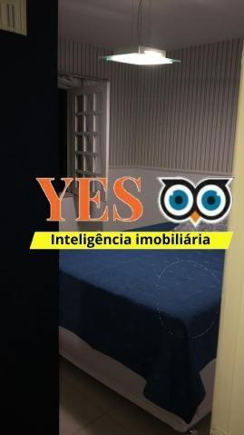 Yes imob - apartamento mobiliado para locação, muchila, feira de santana, 3 dormitórios se - Foto 4