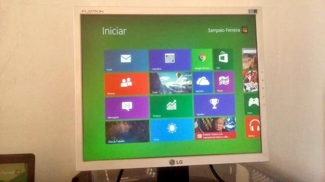 "Monitor Lcd LG Flatron L1752S-SF 17"""