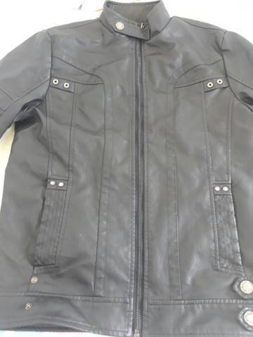 Blusa de couro importadada - Roupas e calçados - Vila União cf6e9e83db1a8