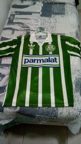 ebe3873c30183 Camisa Do Palmeiras # 9 - 1992 - Adidas - Esportes e ginástica ...