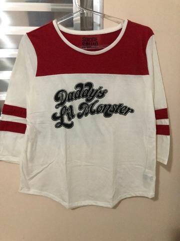 7854956776 Camiseta Suicide Squad C A usada - Roupas e calçados - Jardim Danfer ...