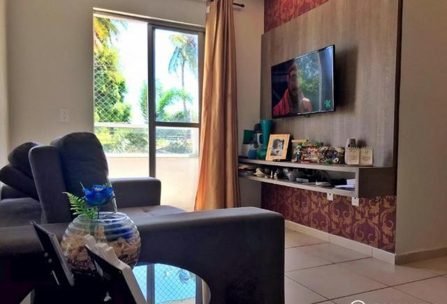 AP0281 - Apartamento 55m², 2 Quartos, 1 Vaga, Ed. Inspiratto, Parque Manibura - Fortaleza - Foto 5