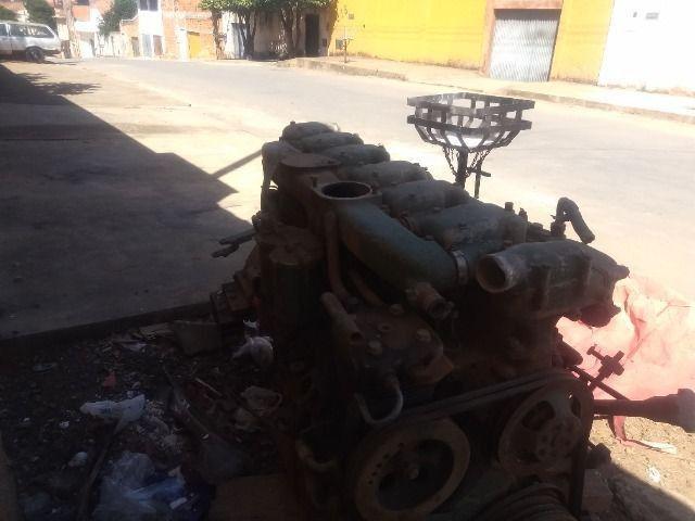 Motor om 355 6/cilindro - Foto 4