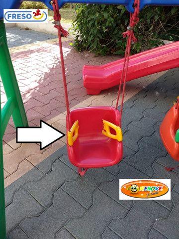 Playground Peça Reposição Nova Fabricantes Freso / Mundo Azul / Xalingo - Foto 4