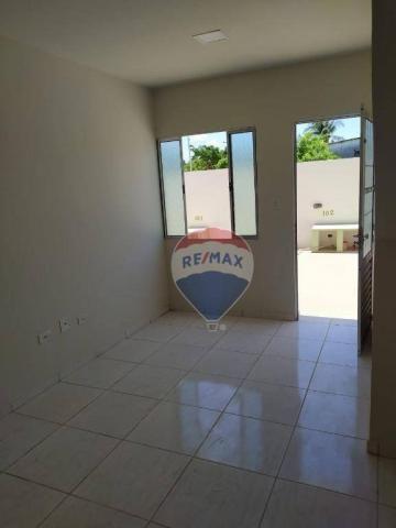 Apartamento com 3 dormitórios para alugar, 53 m² por R$ 800,00/mês - Jardim Atlântico - Ol - Foto 11