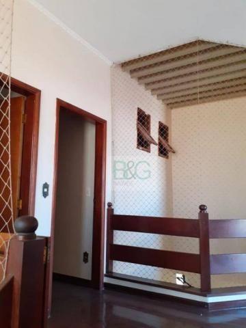 Casa com 4 dormitórios à venda, 414 m² por R$ 1.200.000,00 - Jardim São Paulo - Rio Claro/ - Foto 17