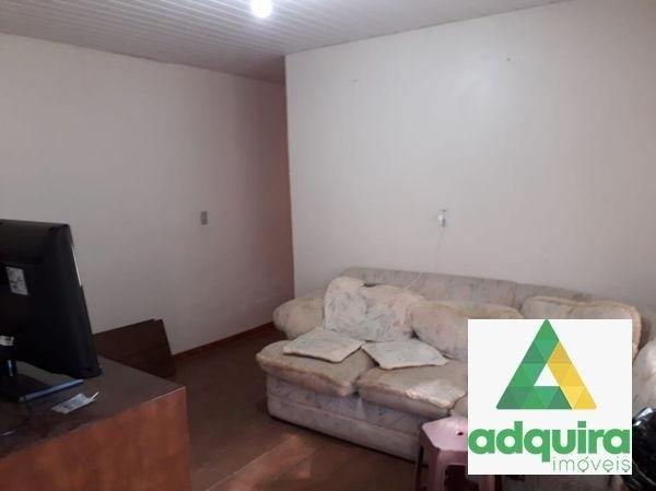 Casa com 2 quartos - Bairro Oficinas em Ponta Grossa - Foto 9