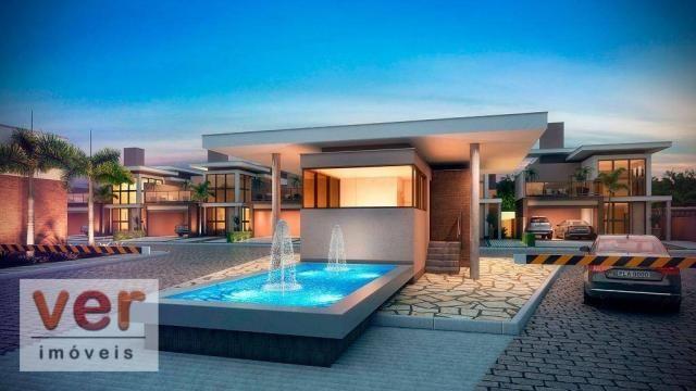 Casa à venda, 236 m² por R$ 985.000,00 - Eusébio - Fortaleza/CE - Foto 7