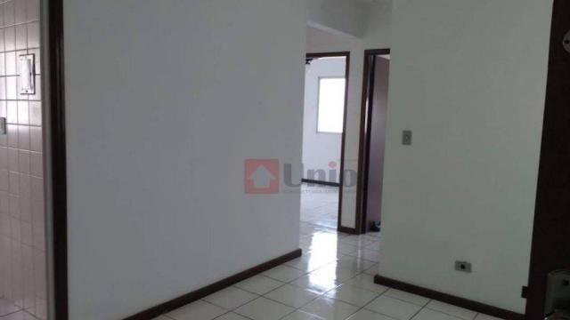 Apartamento com 3 dormitórios à venda, 65 m² por R$ 190.000,00 - Jardim Elite - Piracicaba