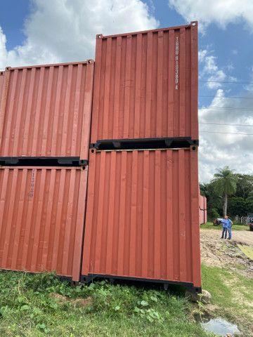 Container 12 metros, 40 pés - Foto 6