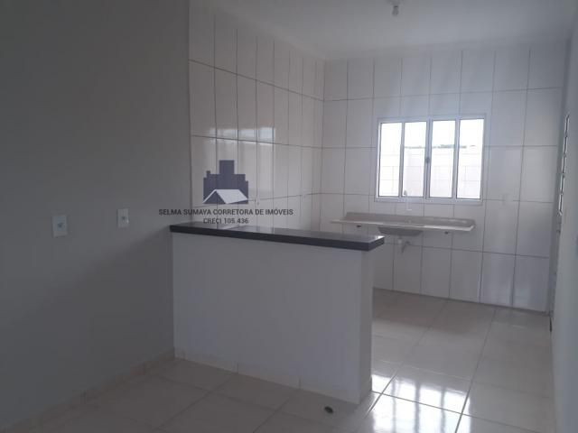 Casa à venda com 2 dormitórios em Centro, Bady bassitt cod:2019373