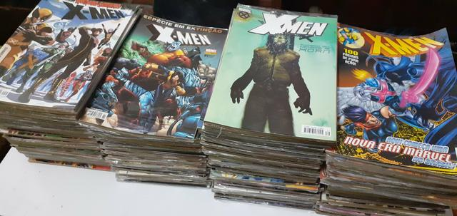 X-men ( primeira série da panini ) - Foto 5