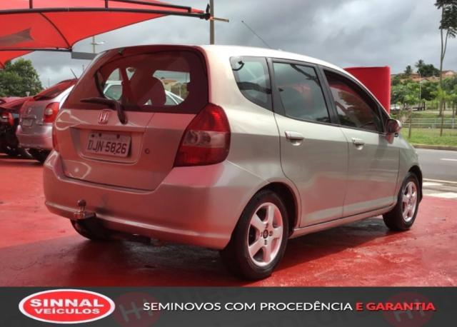 Honda Fit 2004 Venda 100% On-line - Foto 2