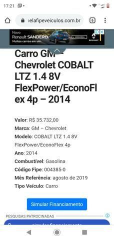 Vendo Cobalt - Foto 5