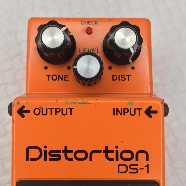 Pedal Boss Distortion Ds1 - Foto 5
