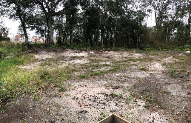 Ótimo terreno Pronto para Construira 400mts do Marao lado do Porto - Itapoá - Foto 4