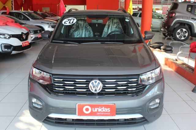 T-cross comfortline 200 tsi at 1.0 ap 2020 - ar dh aut
