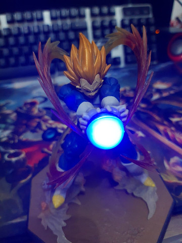 Action Figure Vegeta - Foto 3