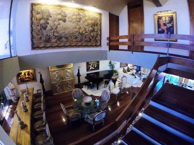 Fantástica casa no Joá, em endereço privilegiado - Foto 9