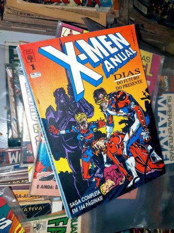 X - Men Anual Nº 1 - Abril / 1994 - Foto 3