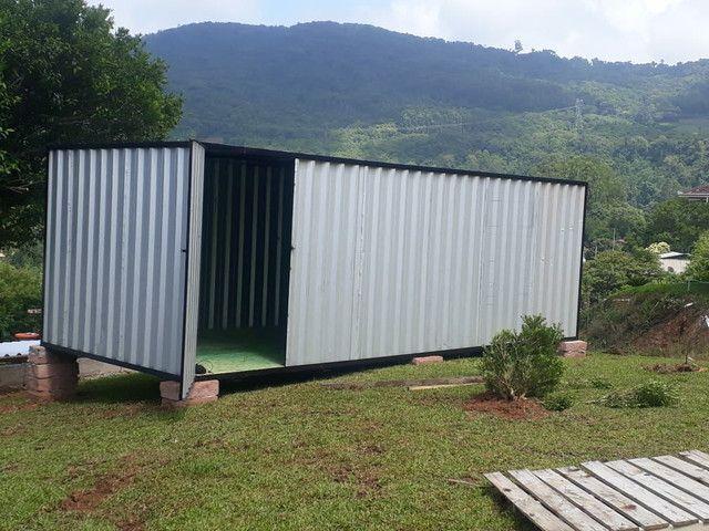 Container 6m pronta entrega, compre o seu.. - Foto 6